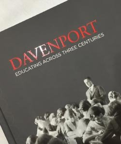 Link to New Book Helps Davenport University Celebrate Its 150th Anniversary