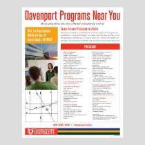 Program Listing By Campus