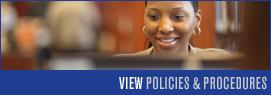 View Policies and Procedures