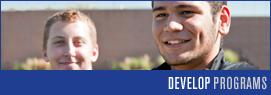 Develop Diversity Programs