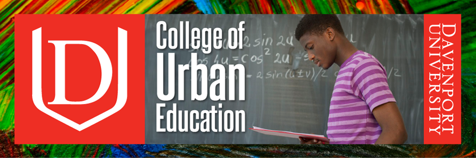 College of Urban Education Header